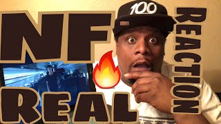 NF - Real (Official Video) Reaction Request