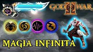 GOD OF WAR 2 COMO OBTENER MAGIA INFINITA Neo Dreamer