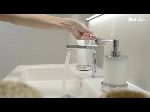 How to save water and energy in your bathroom - Ideas and tips | Roca Life (English version)