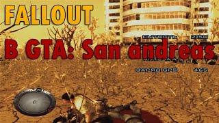 Глобальный мод GTA Wasteland / Fallout в GTA:SA