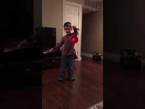 Ben's Chinese yo yo trick for beginner