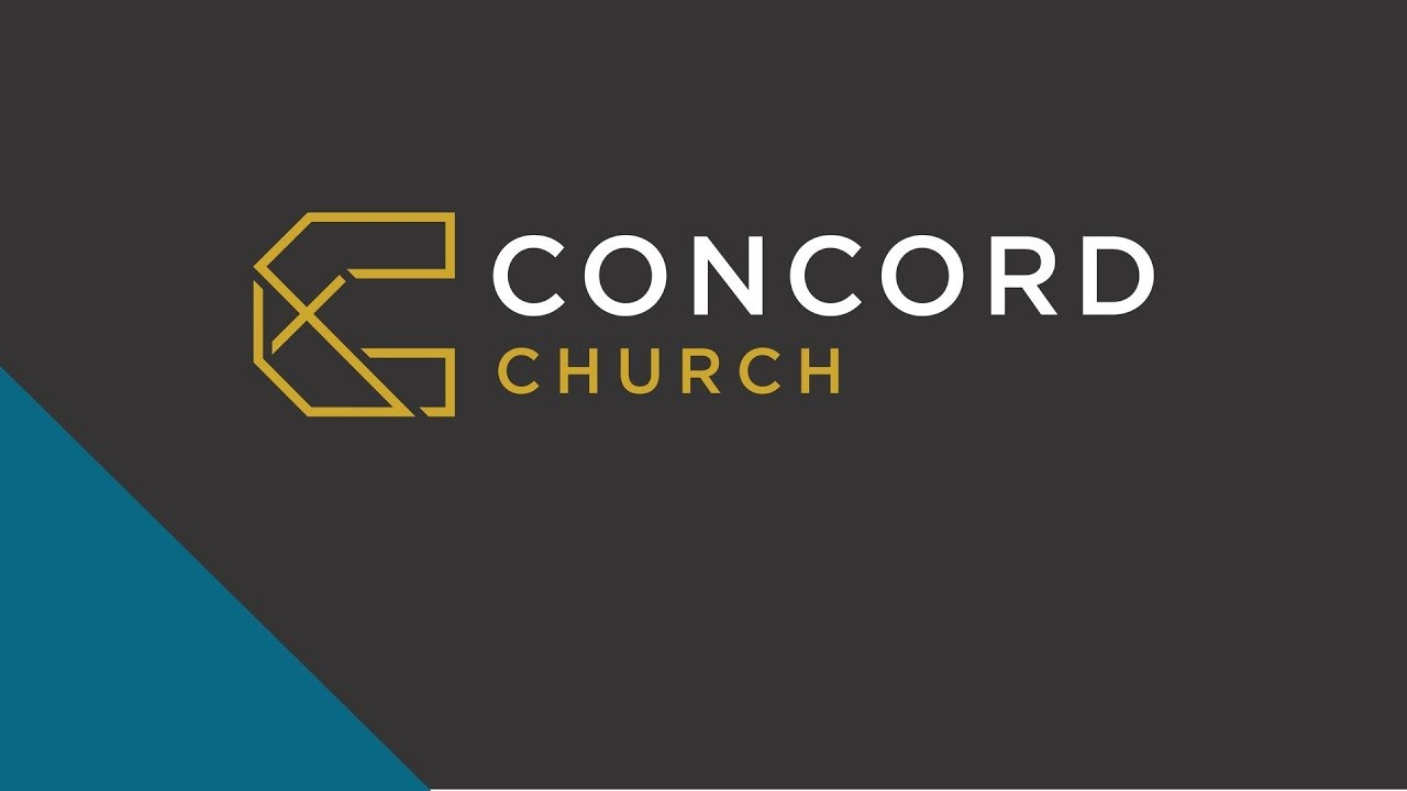 Concord Church Live Stream