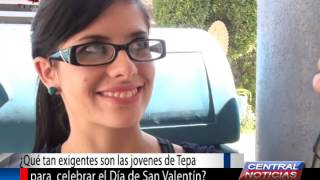 SONDEO CHICAS DE TEPATITLAN JALISCO DIA DE SAN VALENTIN