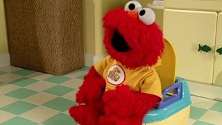 Potty Time with Elmo By Sesame Street