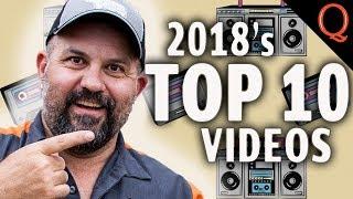 Kosmos Q Top 10 2018 BBQ Videos