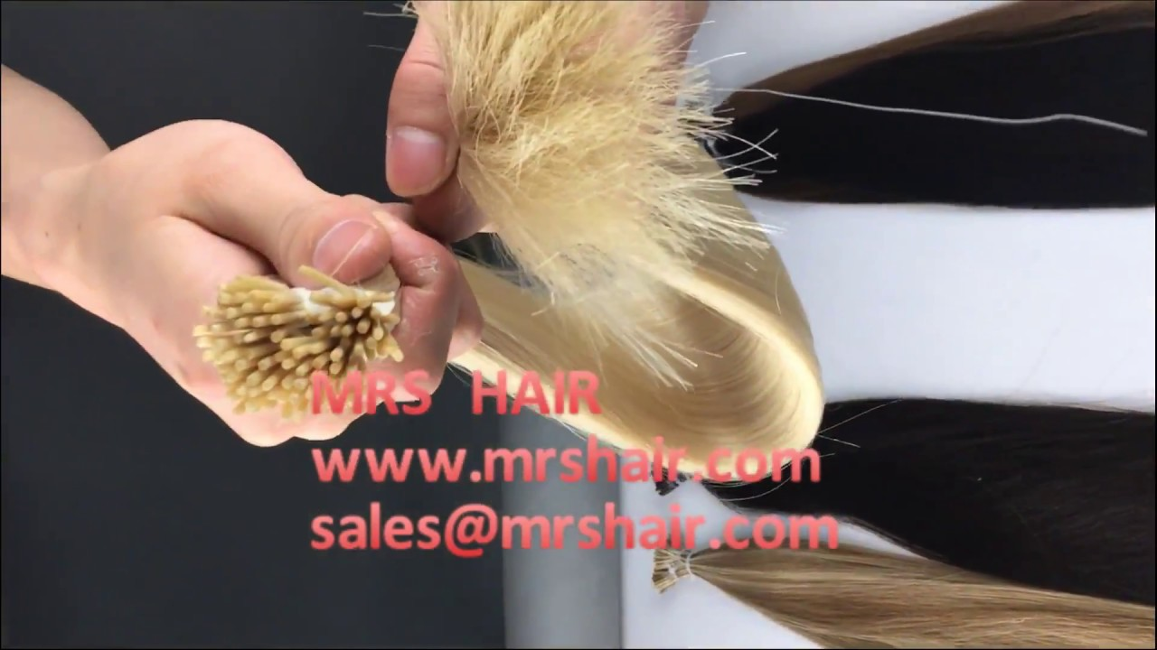 Tip Hair Extension Wholesale Suppliers Online Double Drawn I
