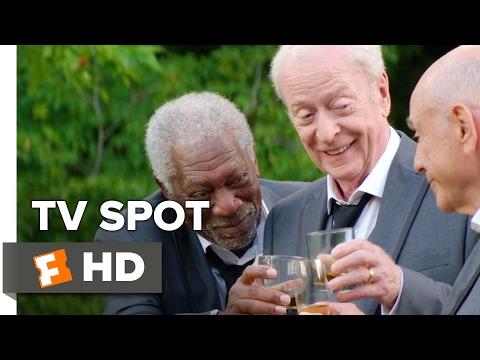 Going in Style TV SPOT - Stickin' It to the Man (2017) - Morgan Freeman Movie