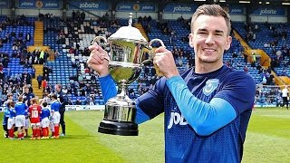 Jed Wallace - Portsmouth FC
