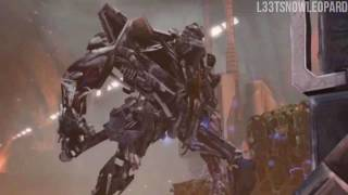 Transformers:Dark Of The Moon - Stratosphere Boss Battle