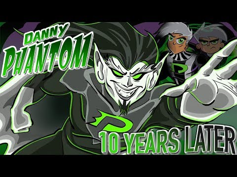Danny Phantom 10 Years Later PART 3: GHOST ZONE EDITION!