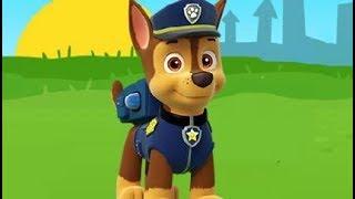 Щенячий патруль пазлы: Гонщик (PAW Patrol Chase Puzzle)