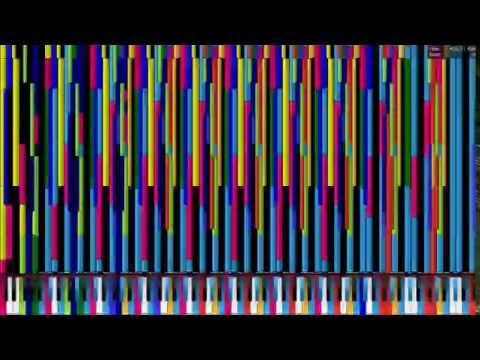 HARDER CIRCUS GALOP!!! 200,000 NOTES!!! [Impossible Piano] [Black MIDI]