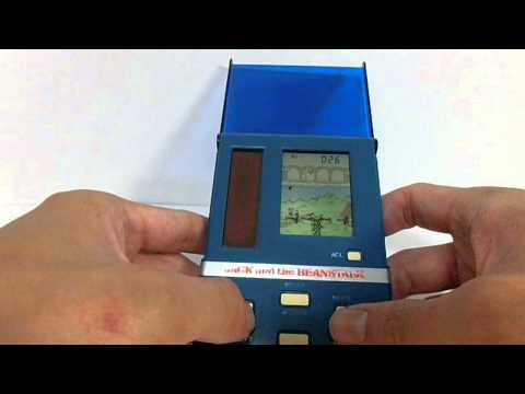 15074 Epoch Solar Pocket Digit-Com Jack and the Beanstalk
