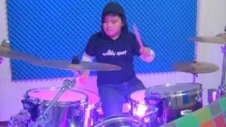 i am a friend of God joshua sardua drum cover