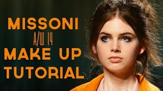 """Morning After"" smudged smoky eye make Up tutorial - inpired by Missoni AW15 makeup Thumbnail"