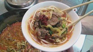 Как приготовить Лагман(Классический рецепт)(Уйгурский лагман,обычный лагман!Как приготовить настоящий уйгурский лагман)), 2014-09-15T19:31:16.000Z)