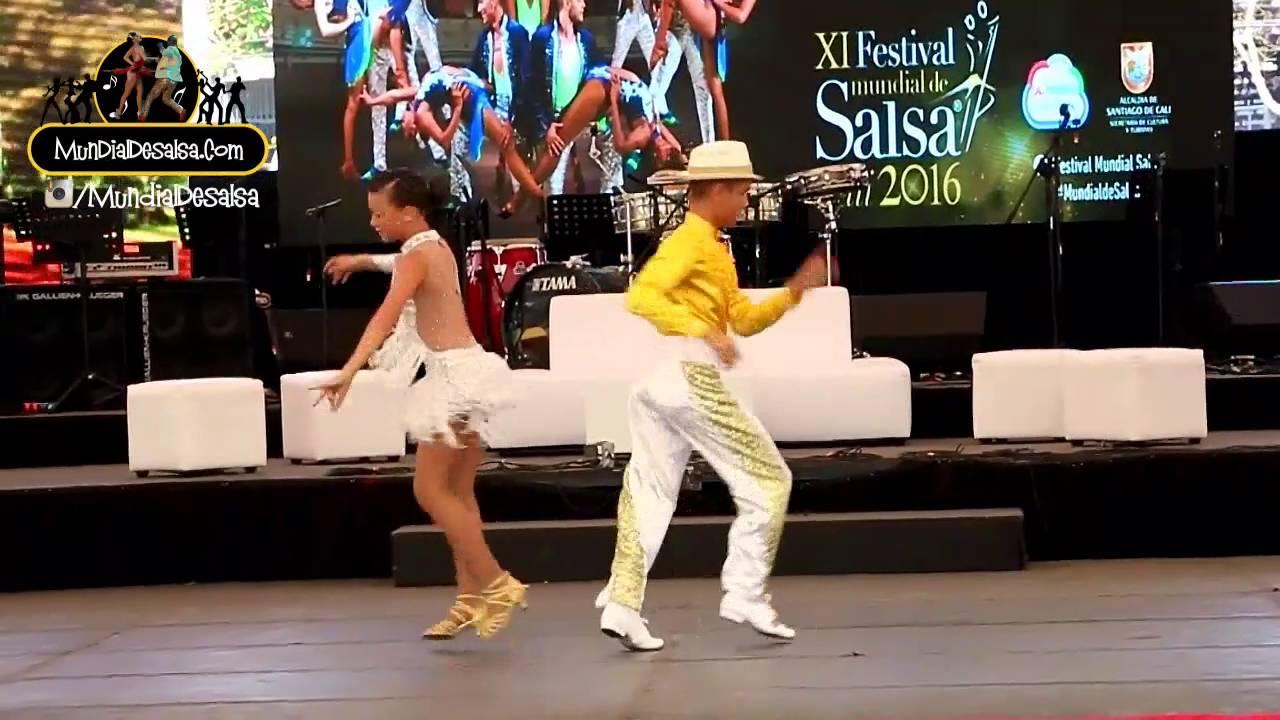 Fabio Patiño e Isabel Cristina