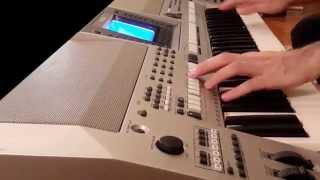 Agmal Yom - Hamaky (Instrumental cover) by Galal Karim