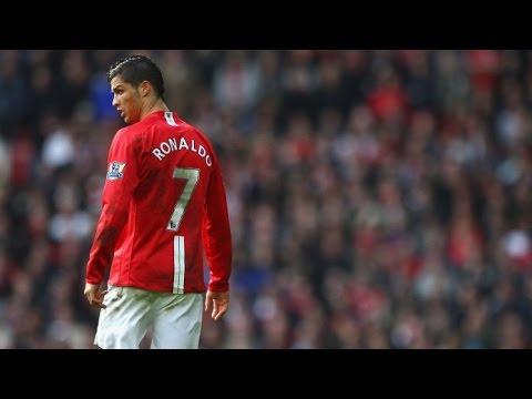 Cristiano Ronaldo  Craziest Tricks Melhores Dribles & Gols Manchester United - HD