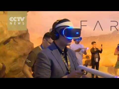 E3: Biggest videogame fair begins in Los Angeles