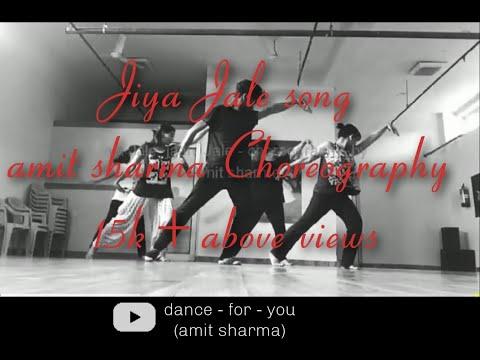 Jiya jale dance choreography | Amit Sharma || ladies batch