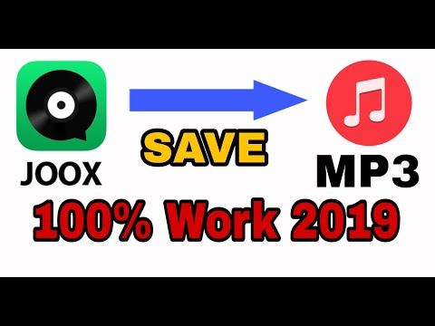 Cara DOWNLOAD musik di JOOX ke GALERY 100%  WORK February 2017