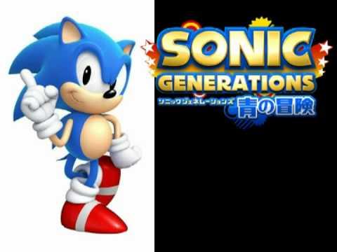 Sonic Generations Original Soundtrack - Sky Sanctuary Zone Act 1 ( Classic Sonic )
