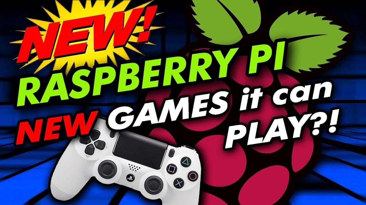 raspberry pi 3 model b 2018 review and new games - fortnite raspberry pi