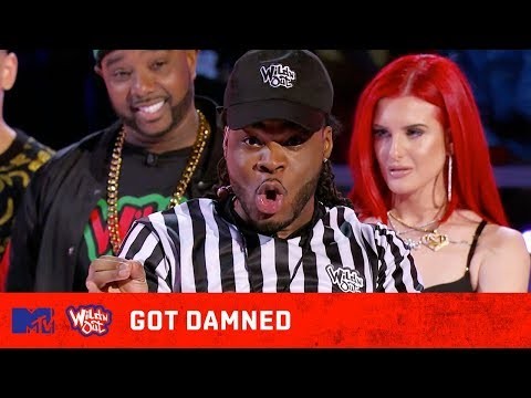 Emmanuel Hudson, DC Young Fly & DJ D-Wrek Meet Their Match 😂 Wild 'N Out | #GotDamned