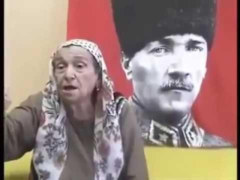 Atatürk sevdalısı teyze