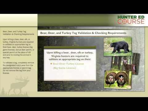 Virginia Hunters Safety Course - HunterEdCourse.com