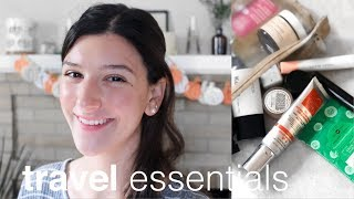 Travel Essentials | Clean, Nontoxic Beauty