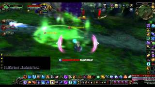 And Orgrimmar Shall Burn (Kiting Shandris Feathermoon to Org) - Twilight