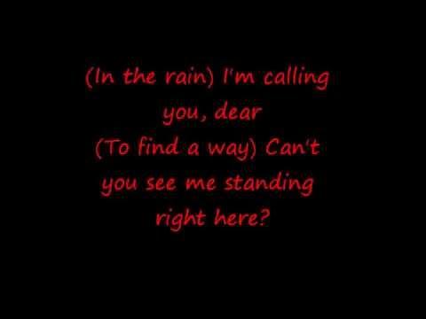 I.V. - X JAPAN w/lyrics