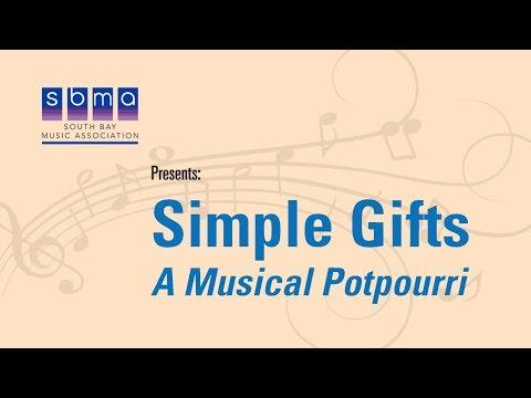 El Segundo Concert Band - Simple Gifts: A Musical Potpourri