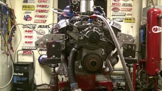 gary thomas 1968 pontiac firebird 400 stroked to 461ci engine dyno pull