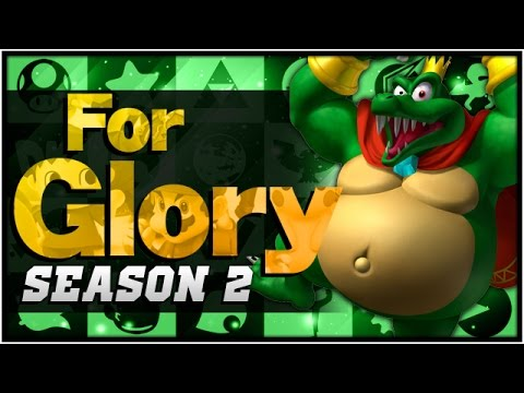 Super Smash Bros. Wii U - For Glory! Season 2 King K. Rool! (Bowser)