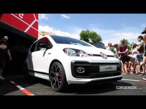 Présentation : Volkswagen Up! GTI: réinventer l'icône