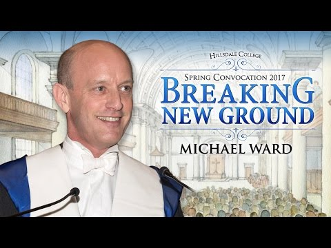 """Breaking New Ground"" - Dr. Michael Ward"