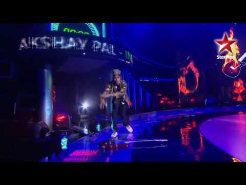 Indias dancing superstars..akshay pal