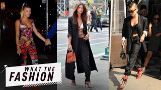 Hailey Bieber vs. Sofia Richie: Shoe Wore It Better? | What the Fashion | S2, Ep. 23 | E! News