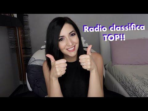 LE CANZONI PIÙ TRASMESSE IN RADIO di Giugno 2018!