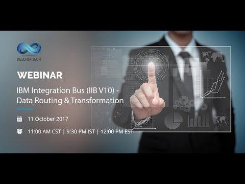 IBM Integration Bus (IIB V10) Data Routing Transformation