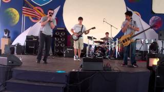 Entropy performed at Holy Vietnamese Martyrs Catholic Church (GA) Fall Festival 2014