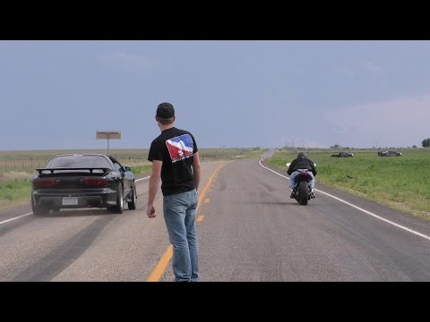 88mm turbo Trans-Am vs stretched ZX10