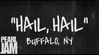 Hail, Hail - Live In Buffalo, NY (5/2/2003) - Pearl Jam Bootleg YouTube Videos