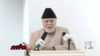 Why become an Ahmadi Muslim?
