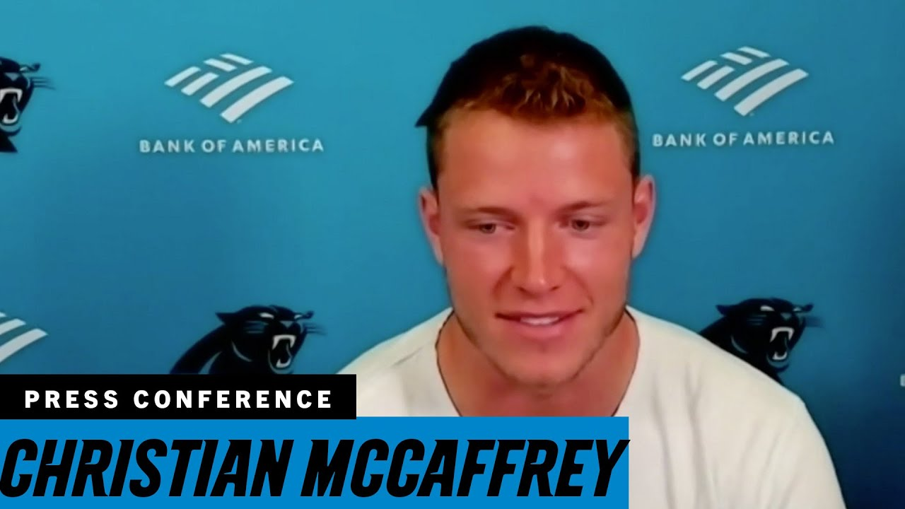 Christian McCaffrey ready to attack rehab and return ASAP