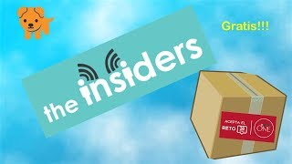 The Insiders Mexico, Consigue productos gratis