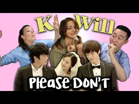 AMERICANS REACT TO KPOP: K. WILL - Please Don't